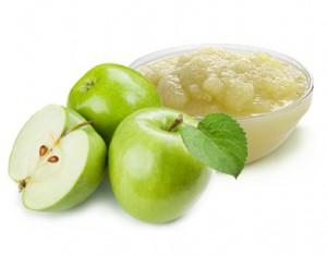 яблочное пюре-фото